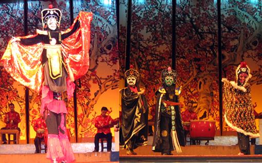 广州儿童木偶剧演出